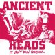 ANCIENT HEADS - It Can't Rain Forever [EP]