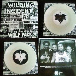 画像2: THE WILDING INCIDENT - Prey For The Wolfpack [EP]