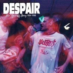 画像1: DESPAIR - Four Years Of Decay [2xLP]