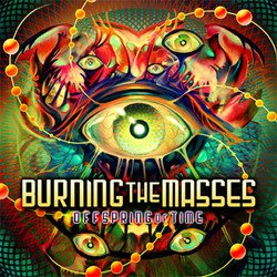 画像1: BURNING THE MASSES - Offspring Of Time [CD]