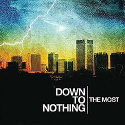 画像1: DOWN TO NOTHING - The Most [CD]