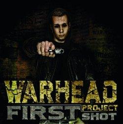 画像1: WARHEAD PROJECT - First Shot [CD]
