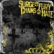 SURGE OF FURY / CHAINS OF HATE - Split [CD]