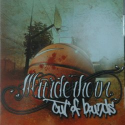 画像1: MURDERHORN - Out Of Bounds [CD]