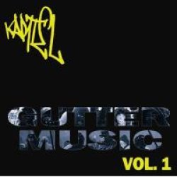 画像1: KARTEL - Gutter Music Vol. 1 [CD]