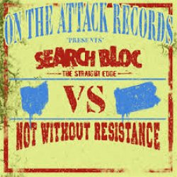 画像1: SEARCH BLOC / NOT WITHOUT RESISTANCE - Split [CD]