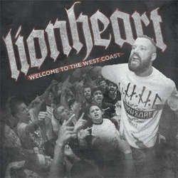 画像1: LIONHEART - Welcome To The West Coast [CD]