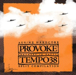 画像1: PROVOKE / TEMPO38 - Split [CD]