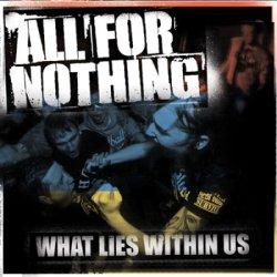 画像1: ALL FOR NOTHING - What Lies Within Us [LP]