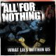 ALL FOR NOTHING - What Lies Within Us [LP]