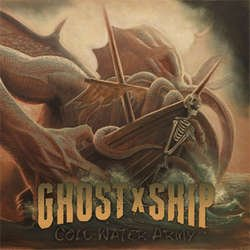 画像1: GHOST X SHIP - Cold Water Army [CD]