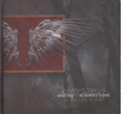 画像1: UNDYING - At History's End [CD]