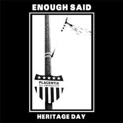 画像1: ENOUGH SAID - Heritage Day [EP]