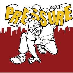 画像1: PRESSURE  - S/T [EP]