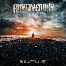 画像1: ANY GIVEN DAY - My Longest Way Home [CD]