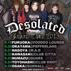 画像2: DESOLATED - The Beginning 2011-2014 [CD]