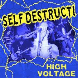 画像1: SELF DESTRUCT - High Voltage [EP]