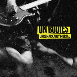 画像1: ON BODIES - Unremarkably Mortal + The Long Con [LP]
