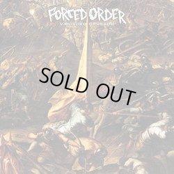 画像1: FORCED ORDER - Vanished Crusade [CD]