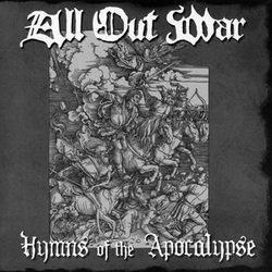 画像1: ALL OUT WAR - Hymns Of The Apocalypse [EP]