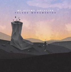 画像1: MI ULTIMA SOLUCION -  Falsos Monumentos [CD]