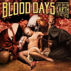 画像1: BLOOD DAYS - Last Day On Earth [LP]
