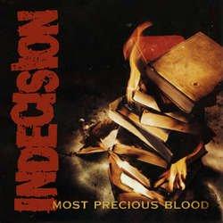 画像1: INDECISION - Most Precious Blood [LP]
