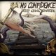 NO CONFIDENCE - Keep Going Nowhere [LP]