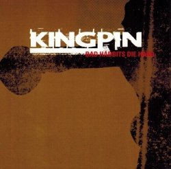 画像1: KINGPIN - Bad Habits Die Hard [CD]