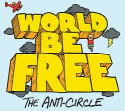 画像1: WORLD BE FREE  - The Anti-Circle [CD]