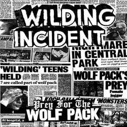 画像1: THE WILDING INCIDENT - Prey For The Wolfpack [EP]