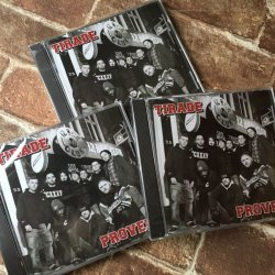 画像2: TIRADE / PROVEN - Split [CD]