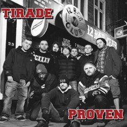 画像1: TIRADE / PROVEN - Split [CD]