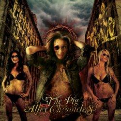 画像1: BORROWED TIME / SONS OF DISGRACE - The Pig Alley Chronicles Split [CD]