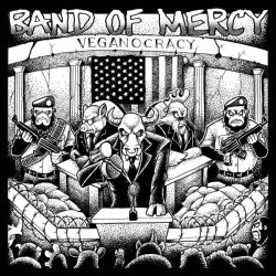 画像1: BAND OF MERCY - Veganocracy [EP]