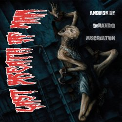 画像1: LAST BREATH OF MAN - Anguish By Deranged Miscreation [CD]