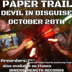 画像3: PAPER TRAIL - Devil In Disguise [CD]