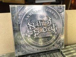 画像2: NOTHING IS SACRED - At What Cost [CD]