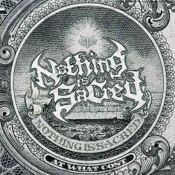 画像1: NOTHING IS SACRED - At What Cost [CD]