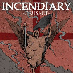 画像1: INCENDIARY - Crusade [LP]