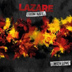画像1: LAZARE - From Hate... With Love [CD]