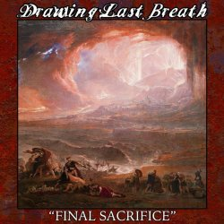 画像1: DRAWING LAST BREATH - Final Sacrifice [CD+Sticker]