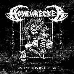 画像1: HOMEWRECKER - Extinction By Design [CD]