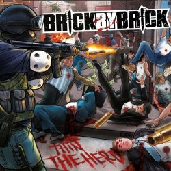 画像1: BRICK BY BRICK - Thin The Herd [CD]