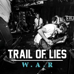 画像1: TRAIL OF LIES - W.A.R [CD]