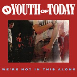 画像1: YOUTH OF TODAY - We're Not In This Alone [CD]
