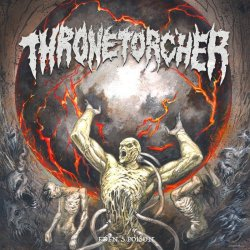 画像1: THRONETORCHER - Eden's Poison [CD]