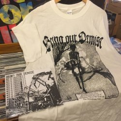 画像1: BRING OUR DEMISE - Web Of Liberation + Tシャツコンボ [EP+Tシャツ]