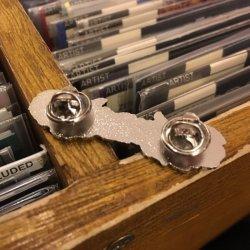 画像2: GATECREEPER - Logo PINS [Pins]