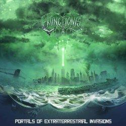 画像1: EXTINCTIONIST - Portals Of Extraterrestrial Invasions [CD]